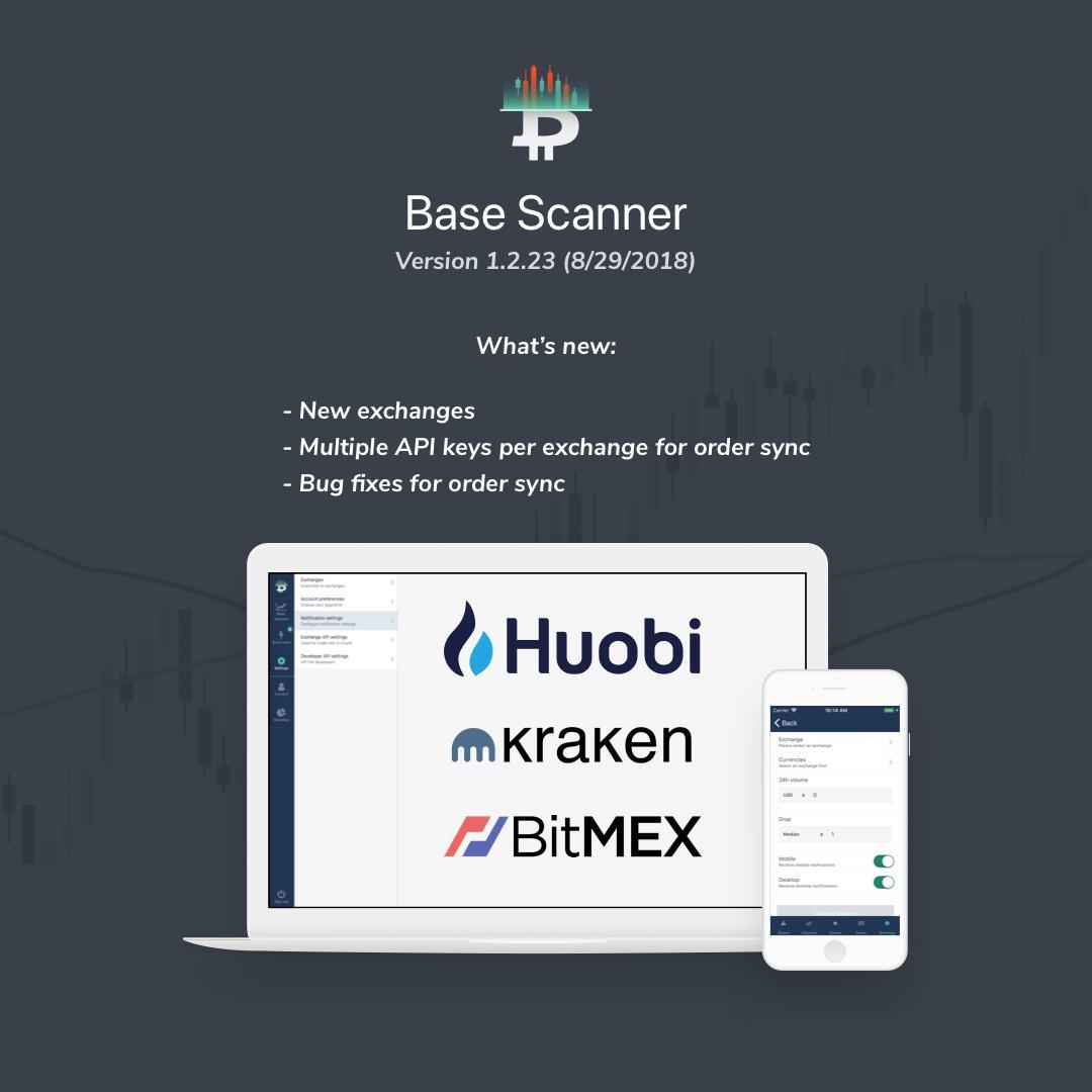 base scanner crypto