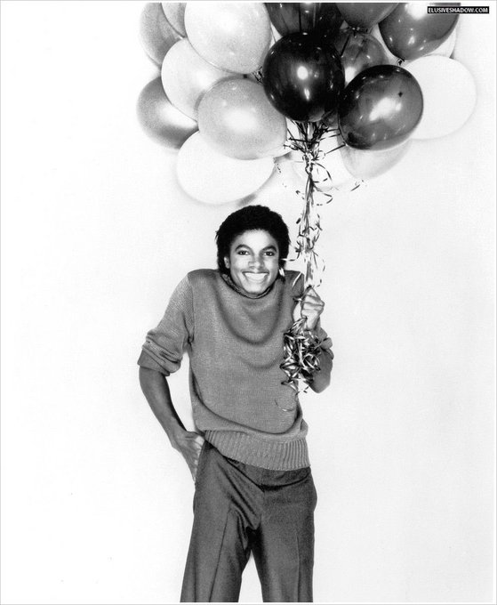 Happy Birthday Michael Jackson! We  Soul salutes you! RIEP