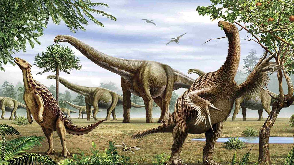 Динозавры существуют картинки
