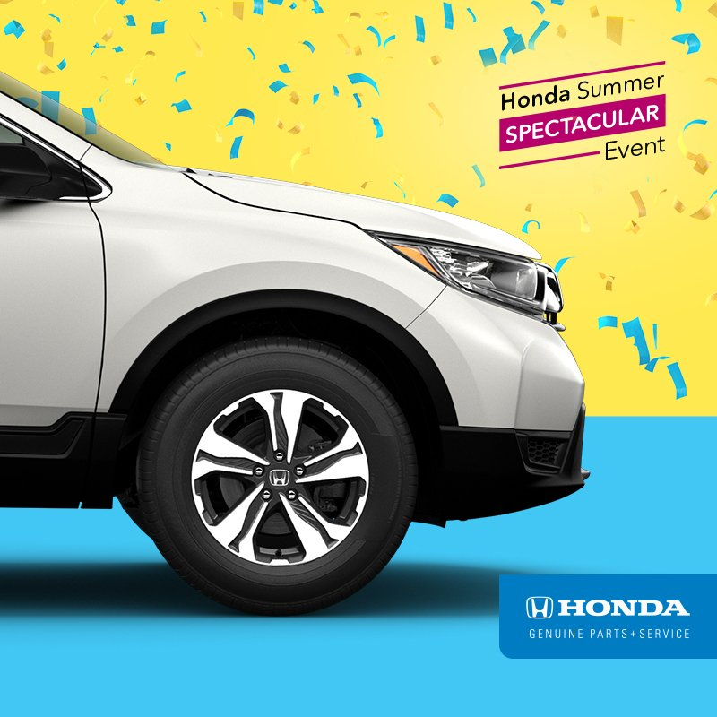 Let Martin Main Line Honda Check The Tread On Your Tires Before You Head  Out For Summer Fun. Stop By The Honda Summer Spectacular Event ...