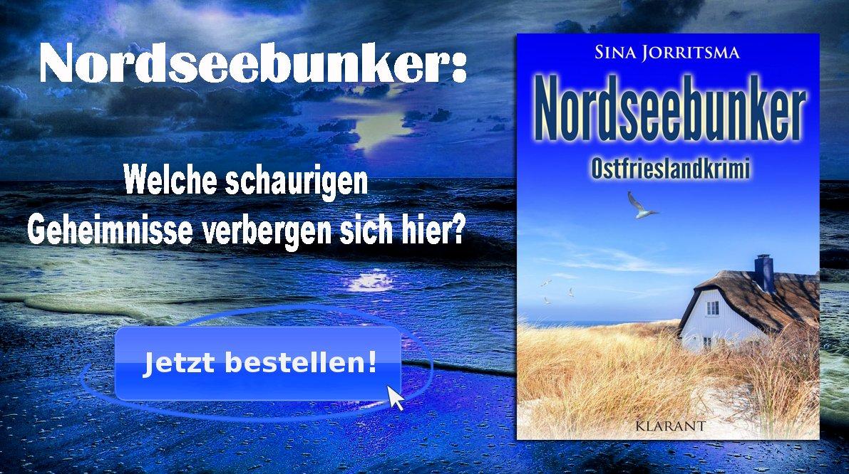 #Bestseller #Nordseebunker von #SinaJorritsma Gerrit Wolter geht mit Ex-BKA-Mann Torsten Köhler auf #Verbrecherjagd im wunderbaren #Norddeich! Auf THALIA und Amazon steht der Topkrimi in den E-Book-#Bestsellerlisten https://www.amazon.de/dp/B07FZKTVSY https://www.thalia.de/shop/home/artikeldetails/EAN[9783955738518]/… #Ostfriesenkrimi