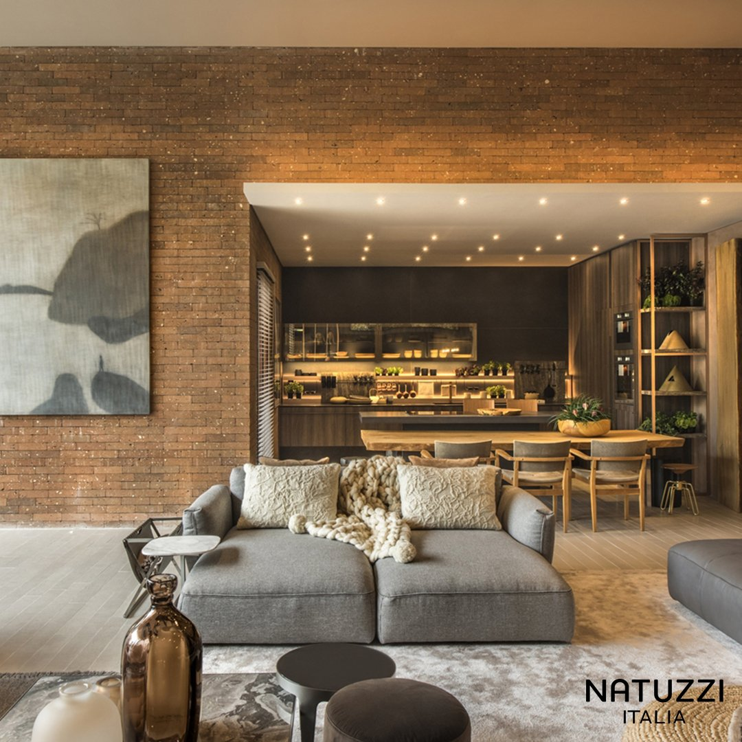 Natuzzi on Twitter A design project characterized by the