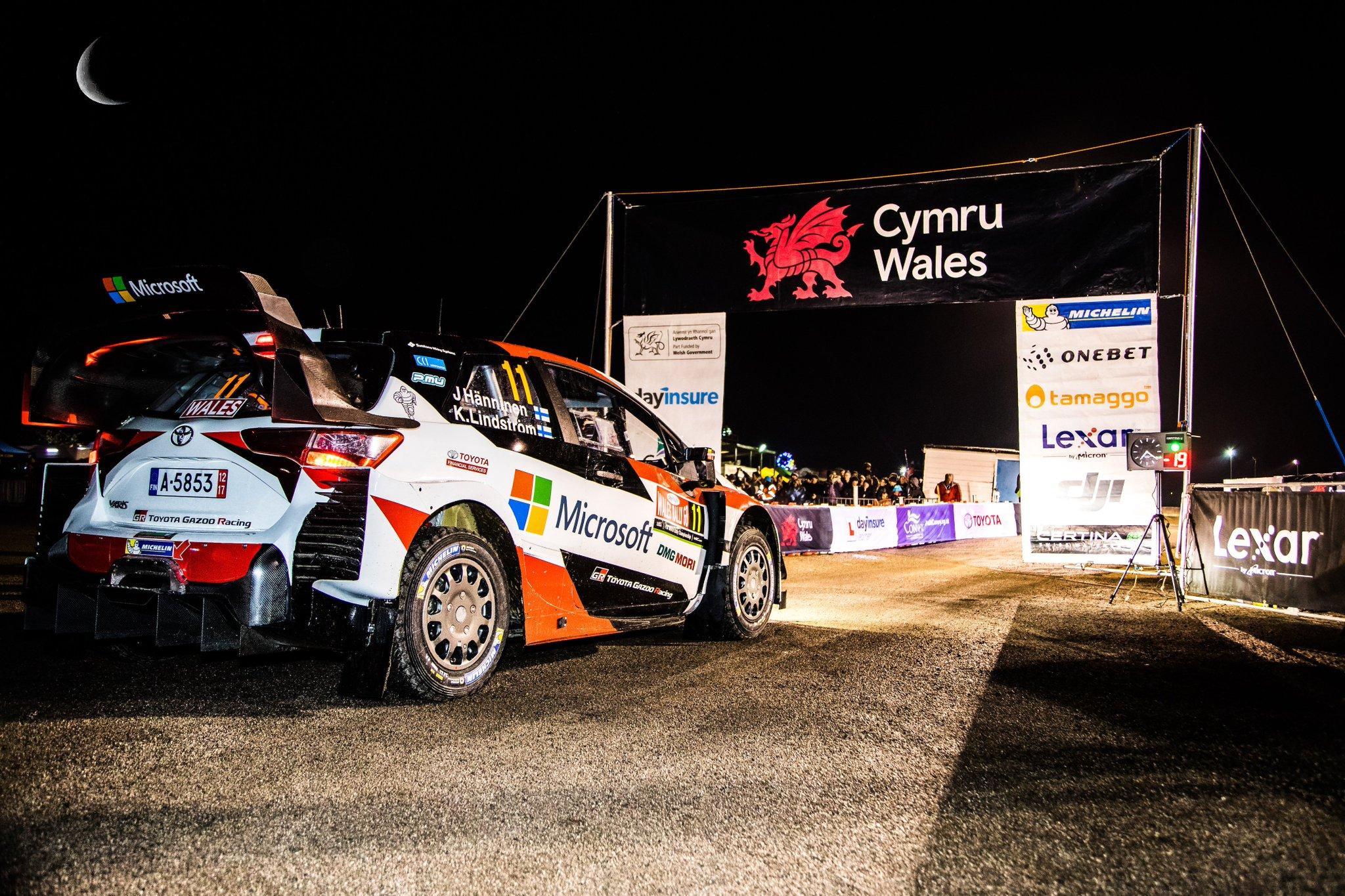 Rally Gales 2018 Dlwkg2EX4AUzqLB