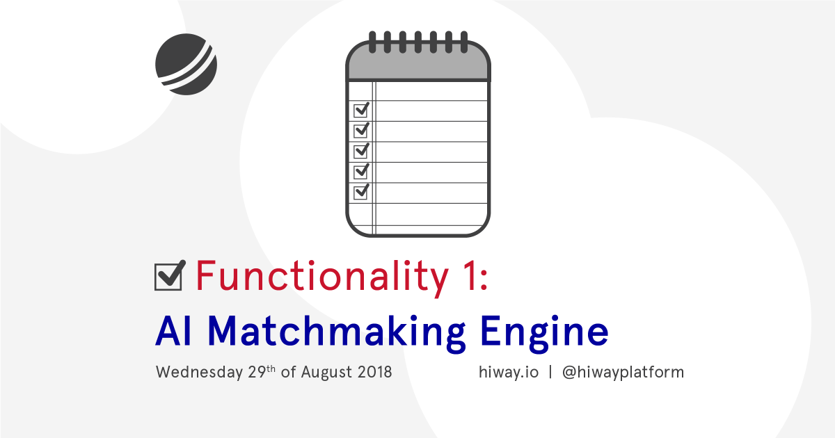 artificial intelligence matchmaking