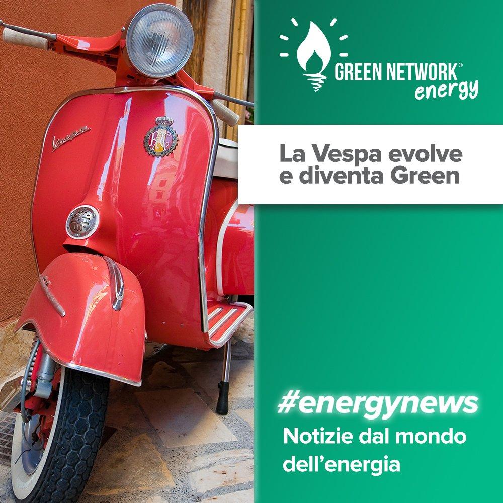 #Energynews: Il mito della #Vespa Piaggio dice addio alla #Benzina e diventa #green >> http://bit.ly/VespaGreen  - Ukustom