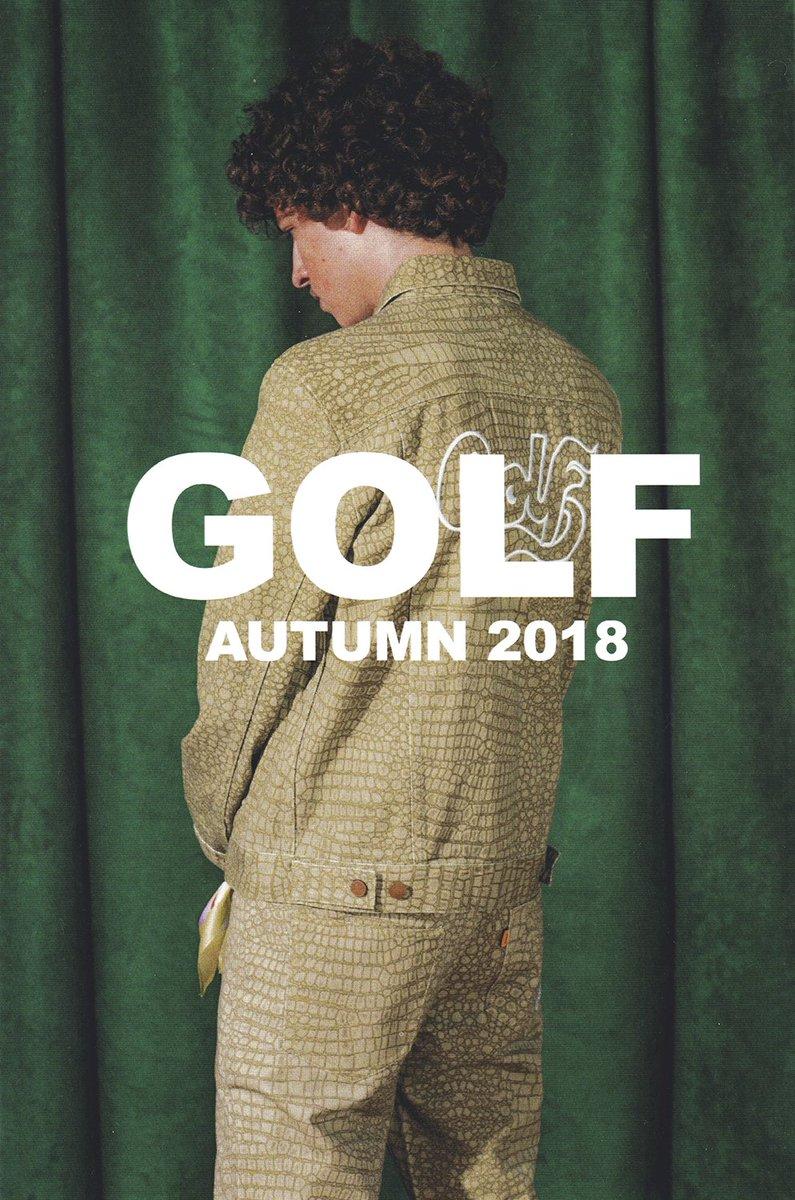 GOLF AUTUMN 2018: GOLFWANG.COM 9/1/18