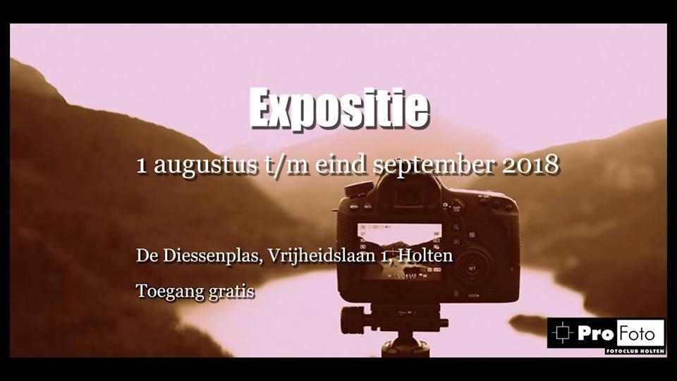 test Twitter Media - Leden van Fotoclub Profoto exposeren hun fotowerk t/m eind september 2018 in 'De Diessenplas,', Vrijheidslaan 1 te Holten. Toegang gratis. https://t.co/Zab55TjVb7