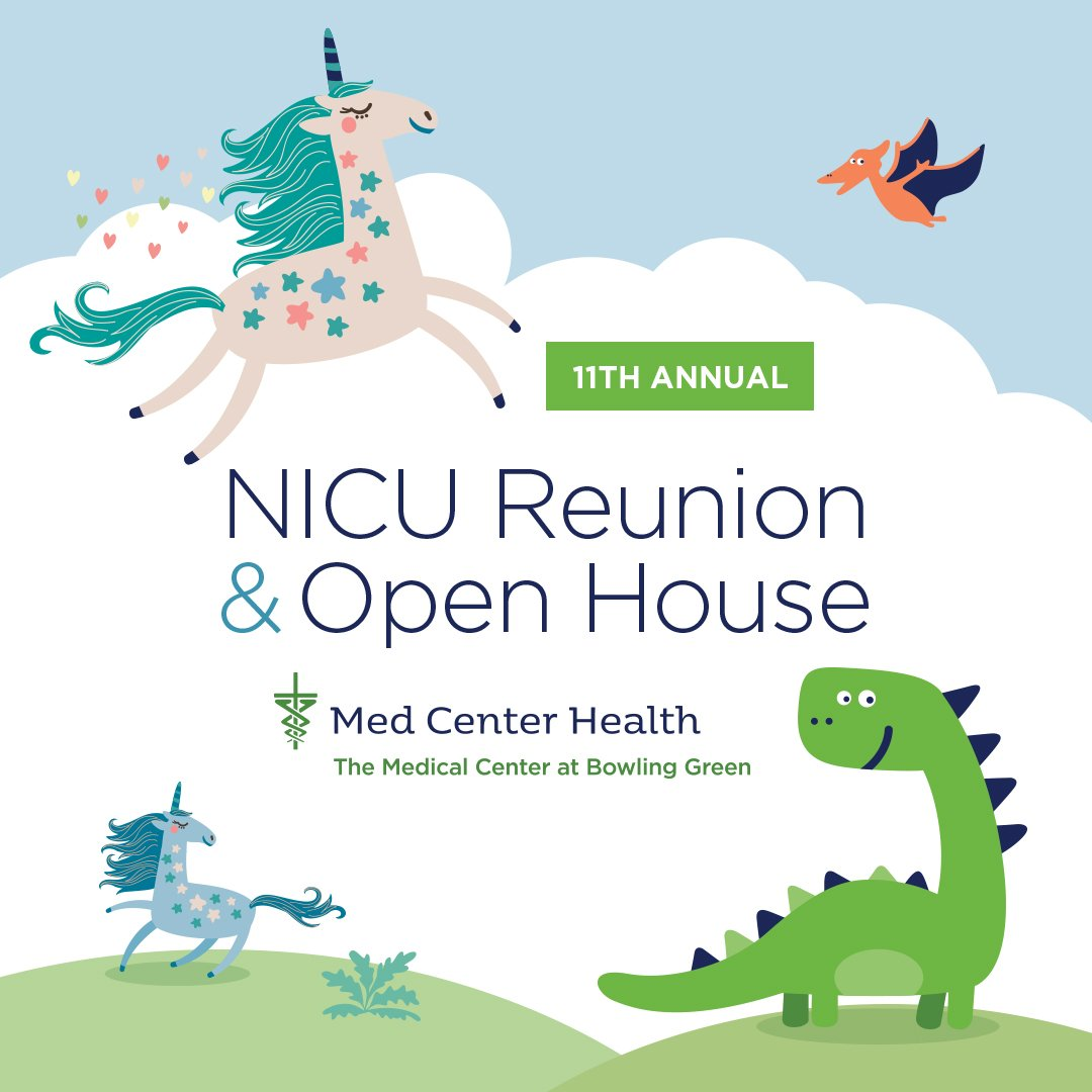 Med Center Health On Twitter The 11th Annual Nicu Reunion And Open