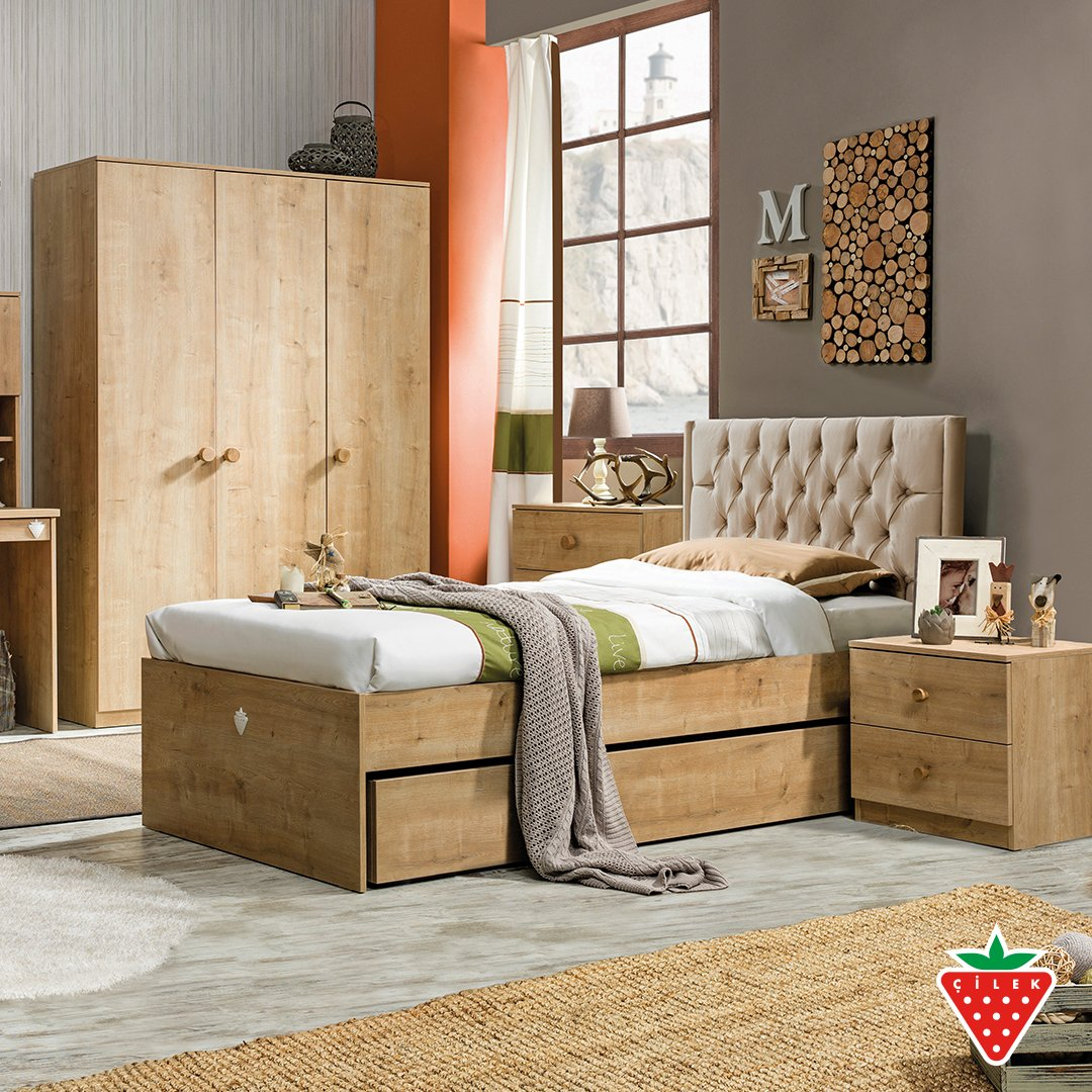 Mocha Series, designed with modern style and with simple lines provides combination. #cilekroom #teenroom   https://t.co/ZBe3uabRXy https://t.co/sNQ4PflnCE