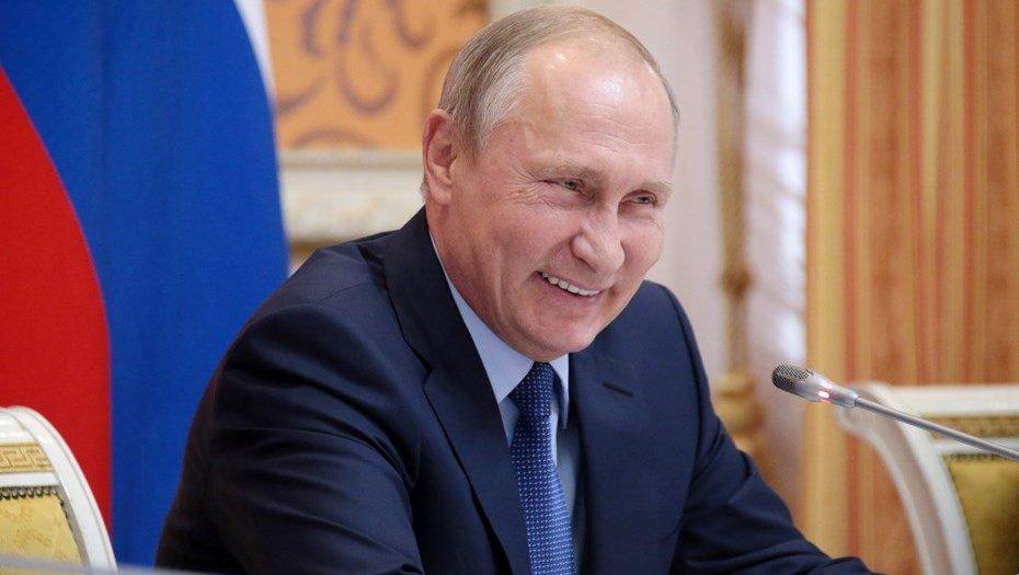 Путін про підвищення пенсійного віку в РФ: Зволікати далі не можна - Цензор.НЕТ 6038