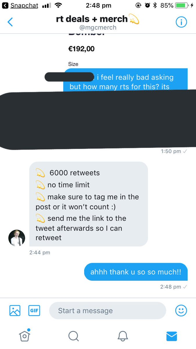 bbcab6d82 doubt i have any chance of getting this but    rt for good luck !! ((will  do rtxrt just reply to this with your tweet n lmk))   mgcmerchpic.twitter.com  ...