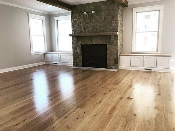 Hardwood Flooring Color And Styles