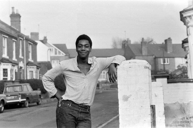 Happy 60th birthday Lenny Henry - we\ve more pictures like this in Bugle 1357 on sale now