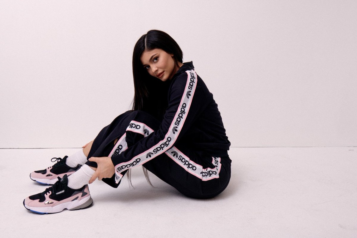 Adidas Falcon Sept Kyliejenner Adidas Falcon Releasing