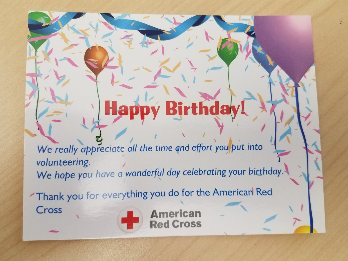 Curt Luthye On Twitter She Was Back Again Today Making Birthday Cards For Other Volunteers I Hope The Recipients Feel All Love And Joy Put Into Their