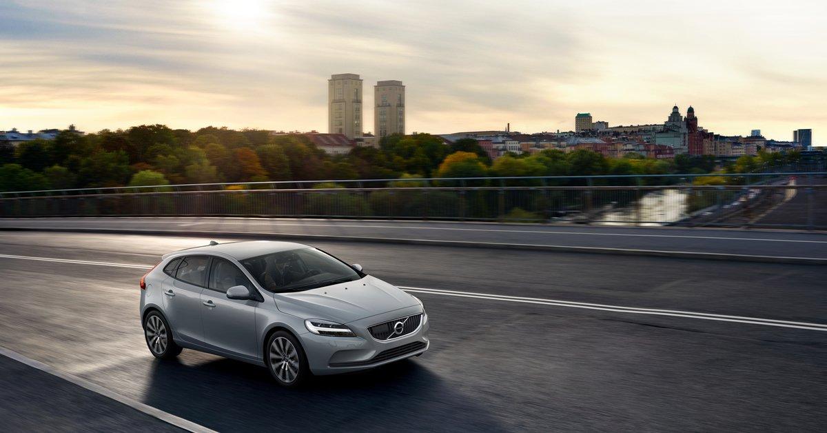 El #Volvo #V40está preparado para darte la mejor experiencia de manejo. ¿Conocés todos sus detalles de diseño e historia? Entrá en https://t.co/aWuApXwtkY y sorprendete #InnovationMadeBySwden https://t.co/hDkiL4GAmo
