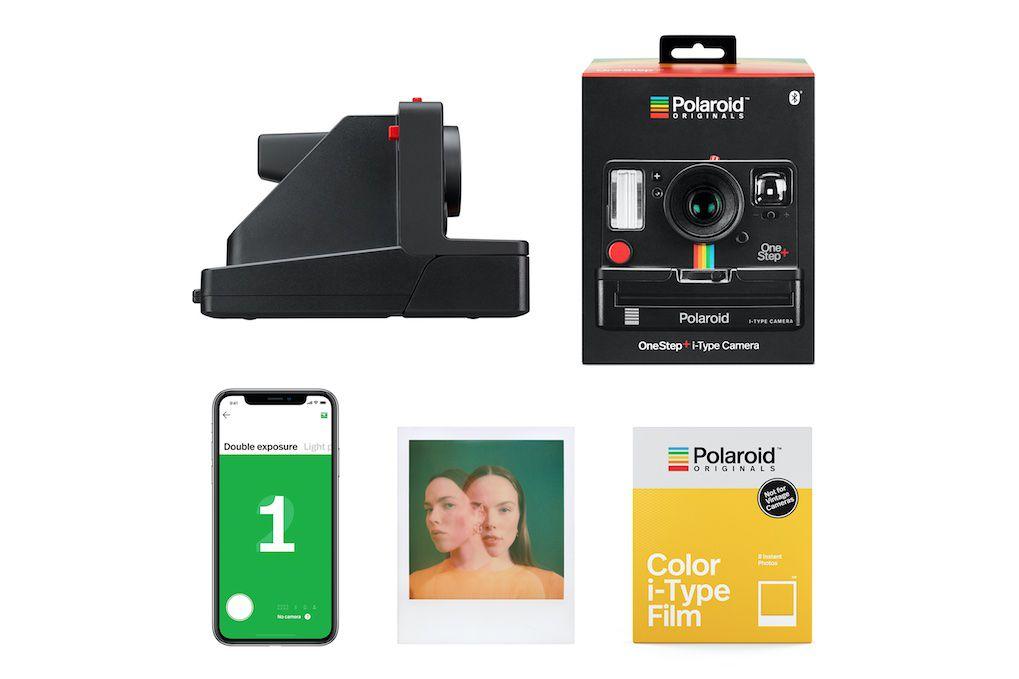 Polaroid Originals' newest camera adds Bluetooth to the OneStep 2