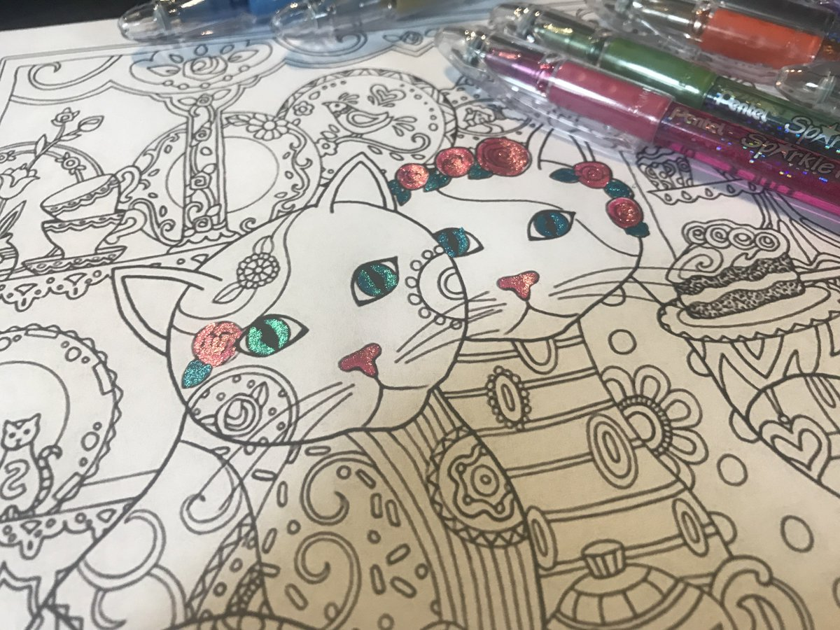 Excited for the #PentelPop Twitter party with @PentelofAmerica  and @BrandConnecNYC today! What are you coloring? https://t.co/2VBxox6AHm