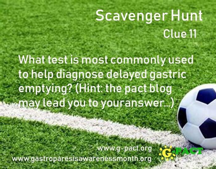 soccer clues for a scavenger hunt