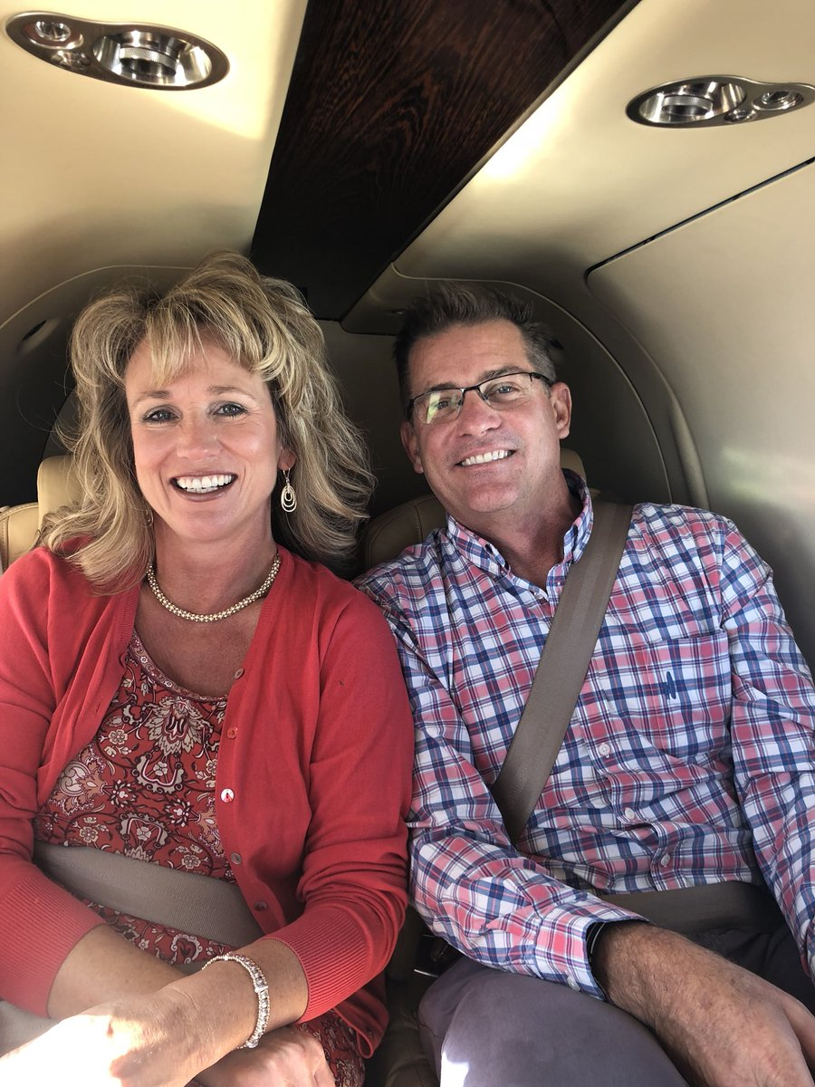 Denver to Prescott Regional Airport on the Inaugural flight with FLOP!