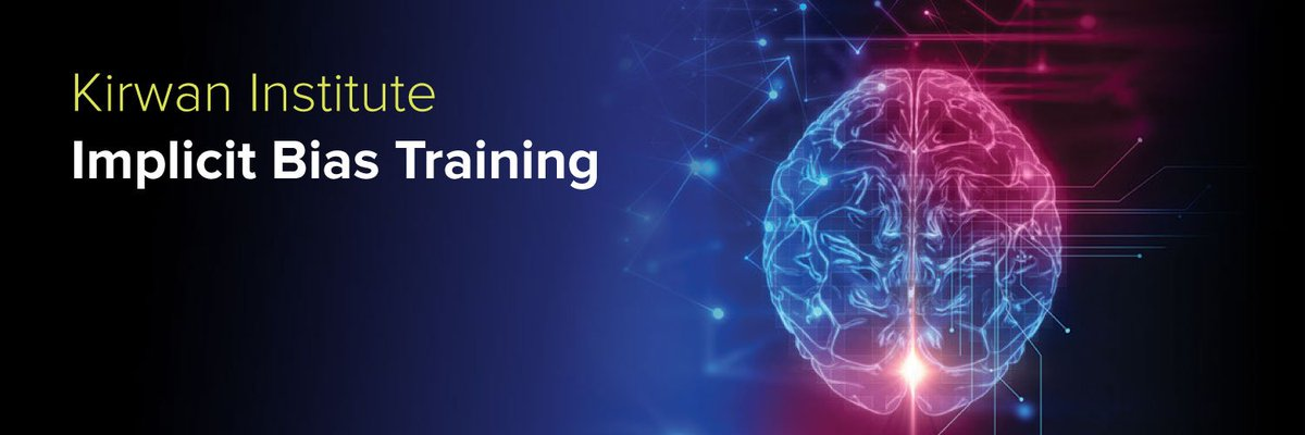 Monica f cox monicafcox twitter the kirwan institute has some exciting news we have just released the first ever free online implicitbias training focused on k 12 education solutioingenieria Images
