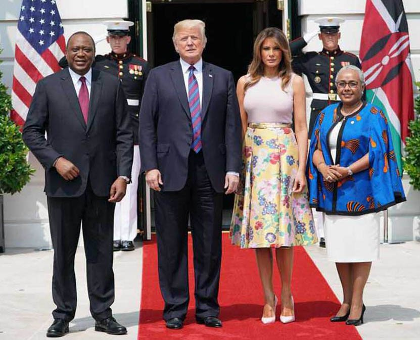 differences between kenya and the united states