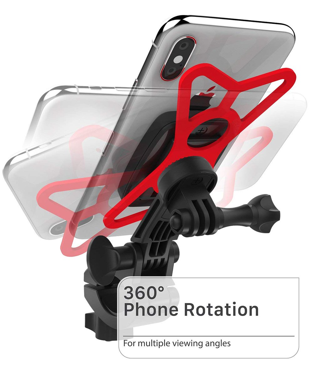 Vena On Twitter The Magnetic Bike Phone Mount Allows For 360