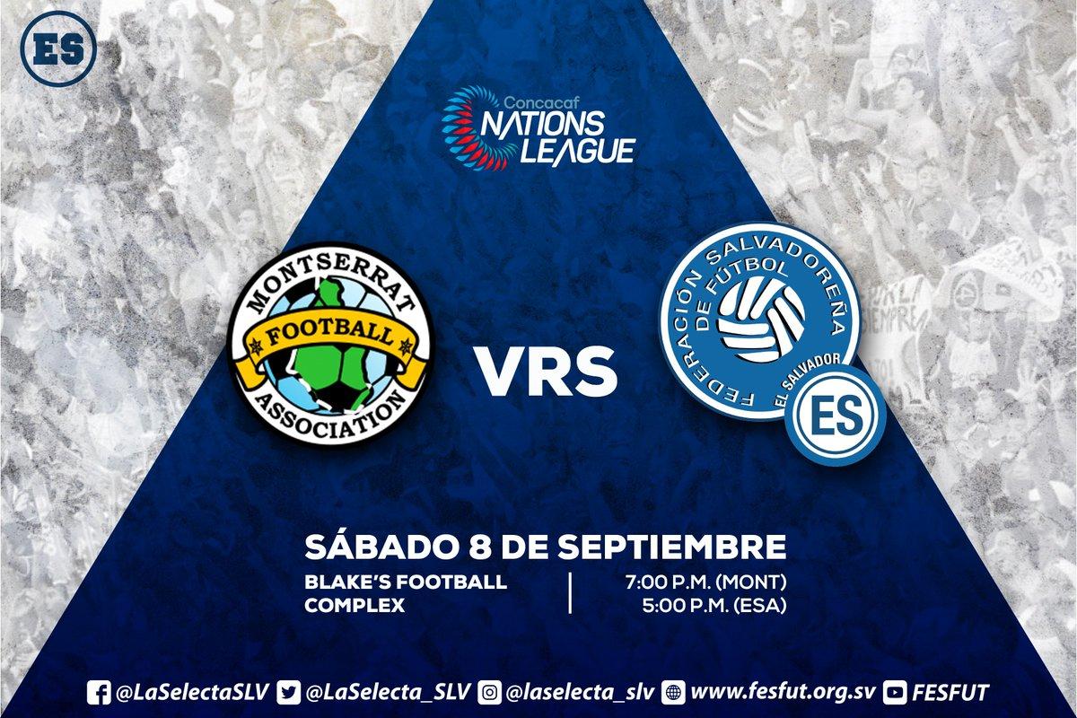 Liga de Naciones CONCACAF y Eliminatorias a Copa Oro 2019 [8 de septiembre del 2018 - Monserrat] DlycxpfXgAI4_re