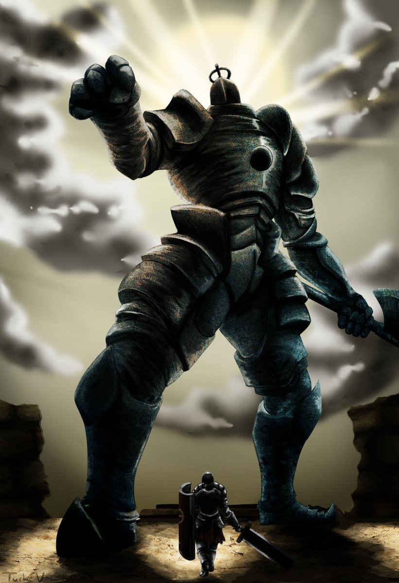 Black Iron Tarkus Concept Art