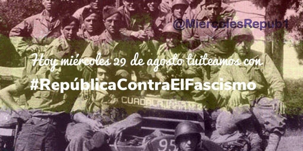 Por ellos/as #RepublicaContraElFascismo