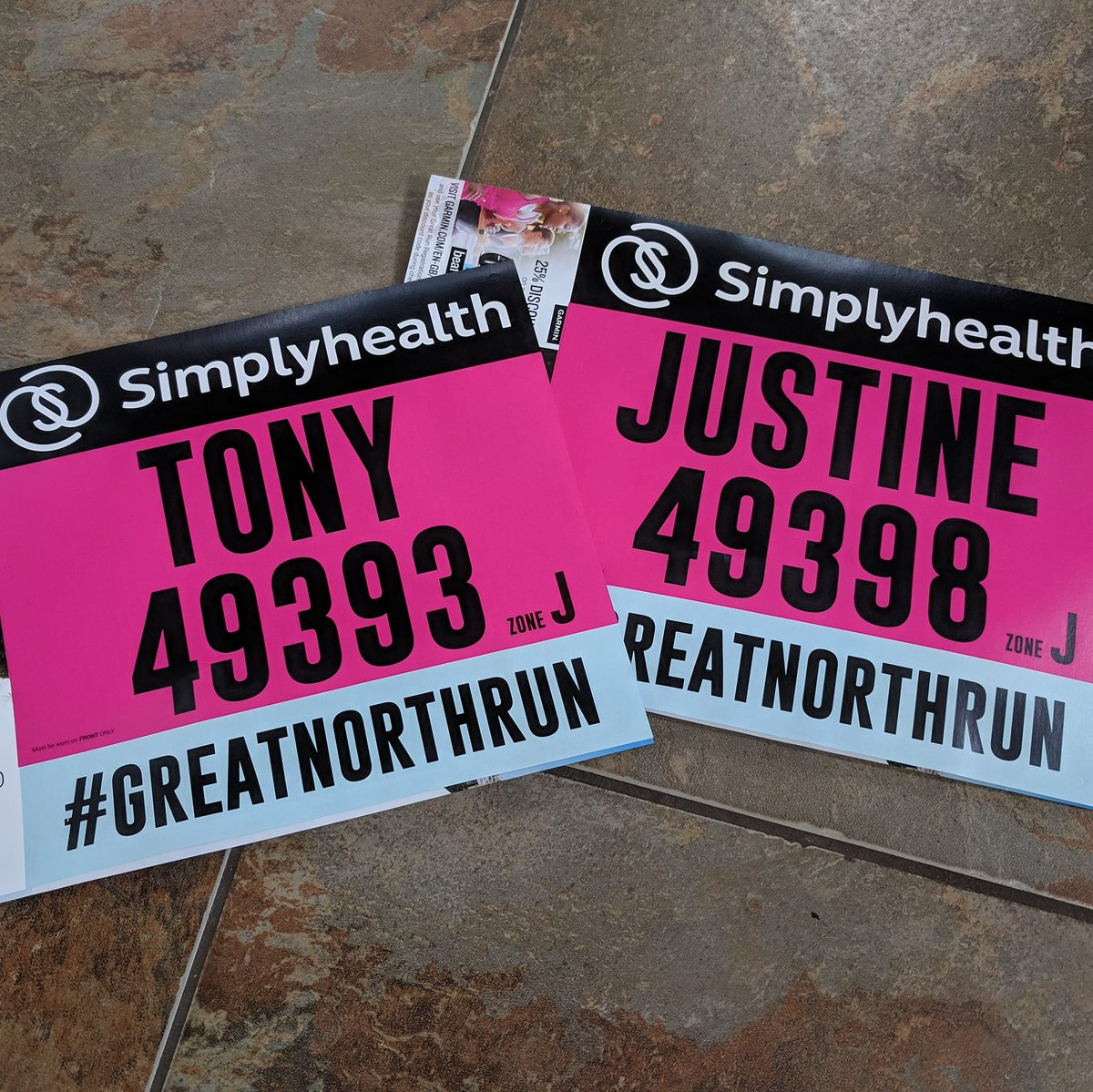 Nearly 3 years ago Tony & Justine were caught in the Bataclan terror attack.  Next Sunday they'll be doing the #GreatNorthRun for NAMT in memory of Nick and all 89 victims.  Pls show https://t.co/Y6lBcAZd6s some support with love, RT's, spotify playlists and cash monies ❤️⚡️ https://t.co/TVTKIzgwZZ