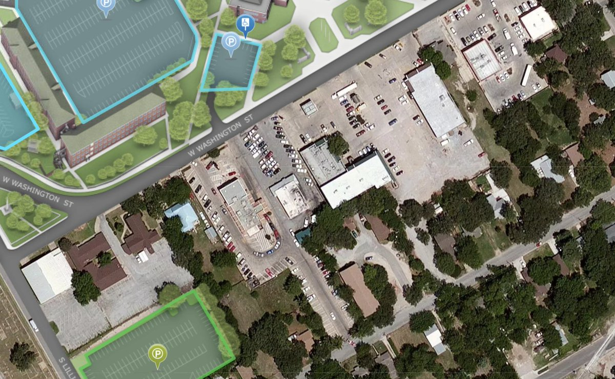Tarleton State Campus Map.Tarleton State University On Twitter Students Avoid Parking In