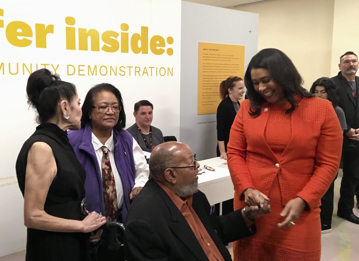London Breed On Twitter Thank You Glidesf Sffound Stanthonysf