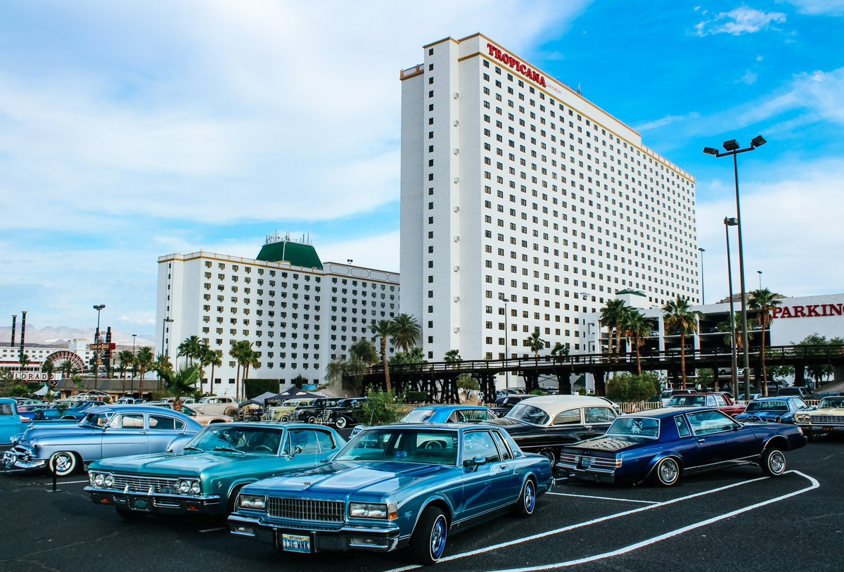Tropicana Laughlin в Twitter Whos Bringing Their Ride Out For The - Laughlin car show 2018