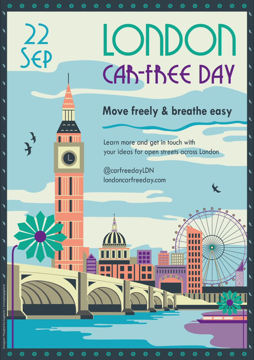London Car Free Day On Twitter Thanks Any Pointers From Nlinuk