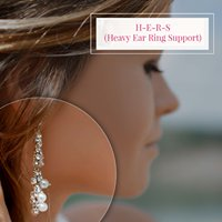 HERS Heavy Ear Ring Supports