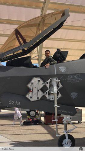 """تركيا.. الإعلان عن موعد استلام الدفعة الأولى من طائرات """"إف-35"""" Dlz4nliUYAAkcF2"""