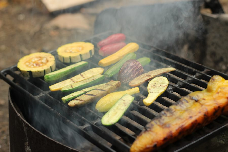 Somehow, food always tastes better over the campfire! bit.ly/2wqsTvI