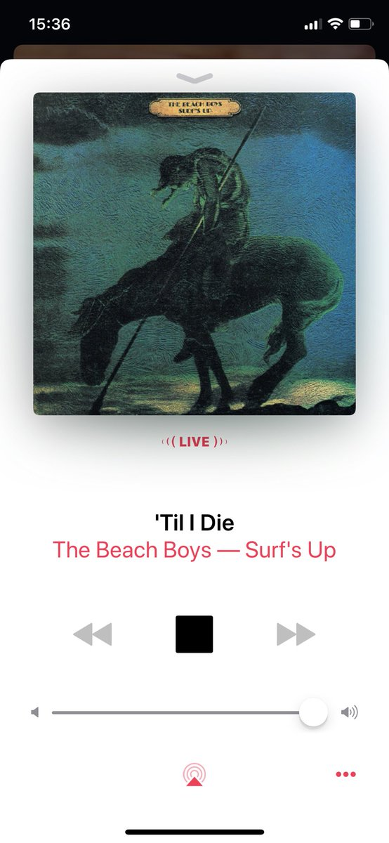 Yes to @jungle4eva playing my favourite Beach Boys tune on their @Beats1 takeover right now 🙌🙌🙌🙌