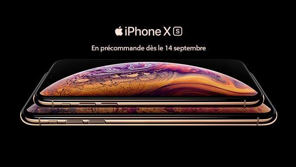 L' #iPhoneXS sera disponible dès demain en précommande sur https://t.co/RZhOgUZRhn  https://t.co/9gDS2SGO03 https://t.co/o5qpvr7xLc
