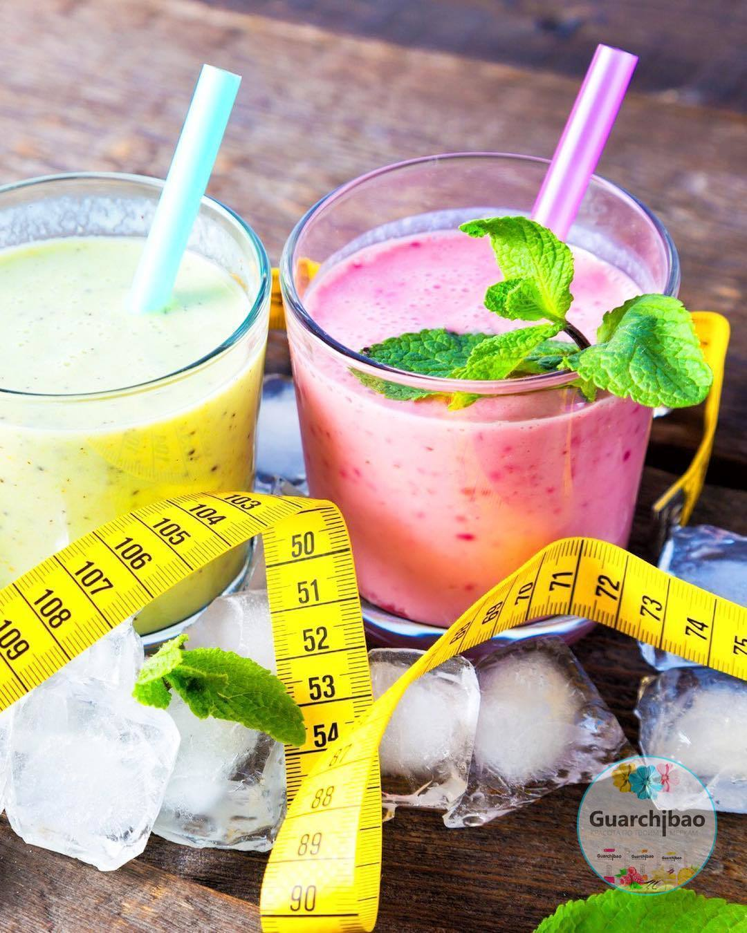 Напиток для интенсивного похудения