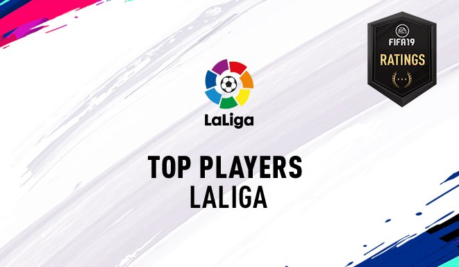 The �� @LaLiga players by position in #FIFA19 ➡️ https://t.co/sl9tNf2M5T #FIFARatings https://t.co/IkDfFw9BCP