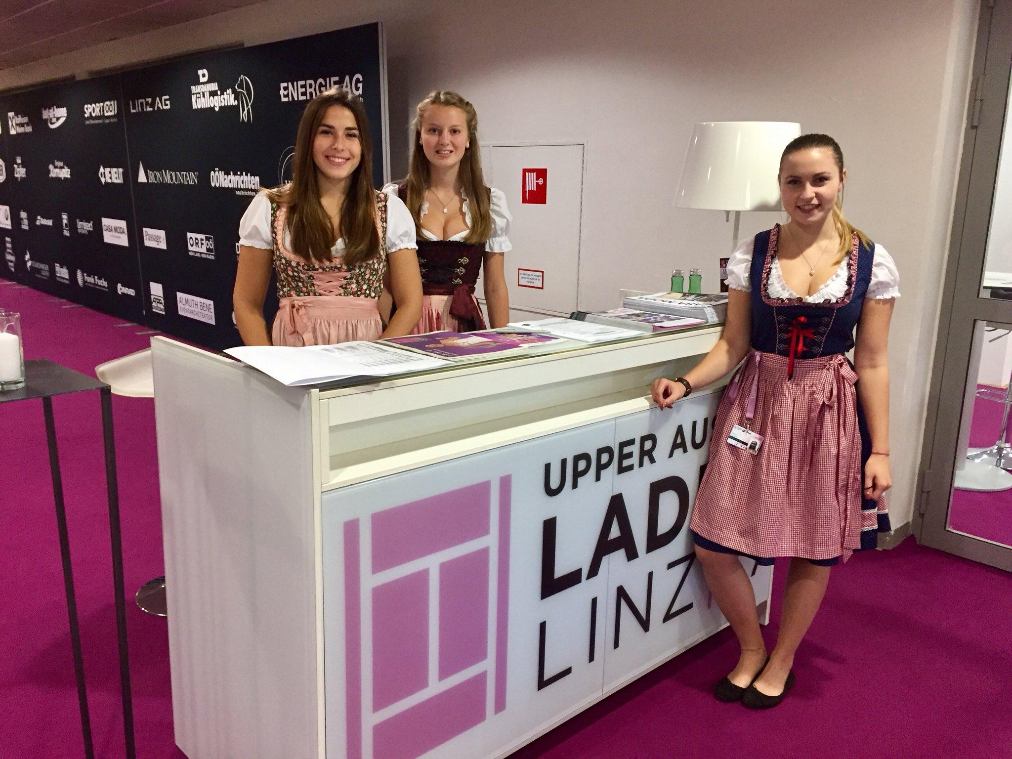 WTA Linz on Twitter: 📣Wir suchen für das Upper Austria