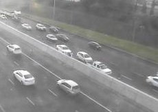 #CPTTraffic (U/D) Accident: N1 outbound after Jip De Jager Ave, right shoulder obstructed. Please approach with caution. Photo
