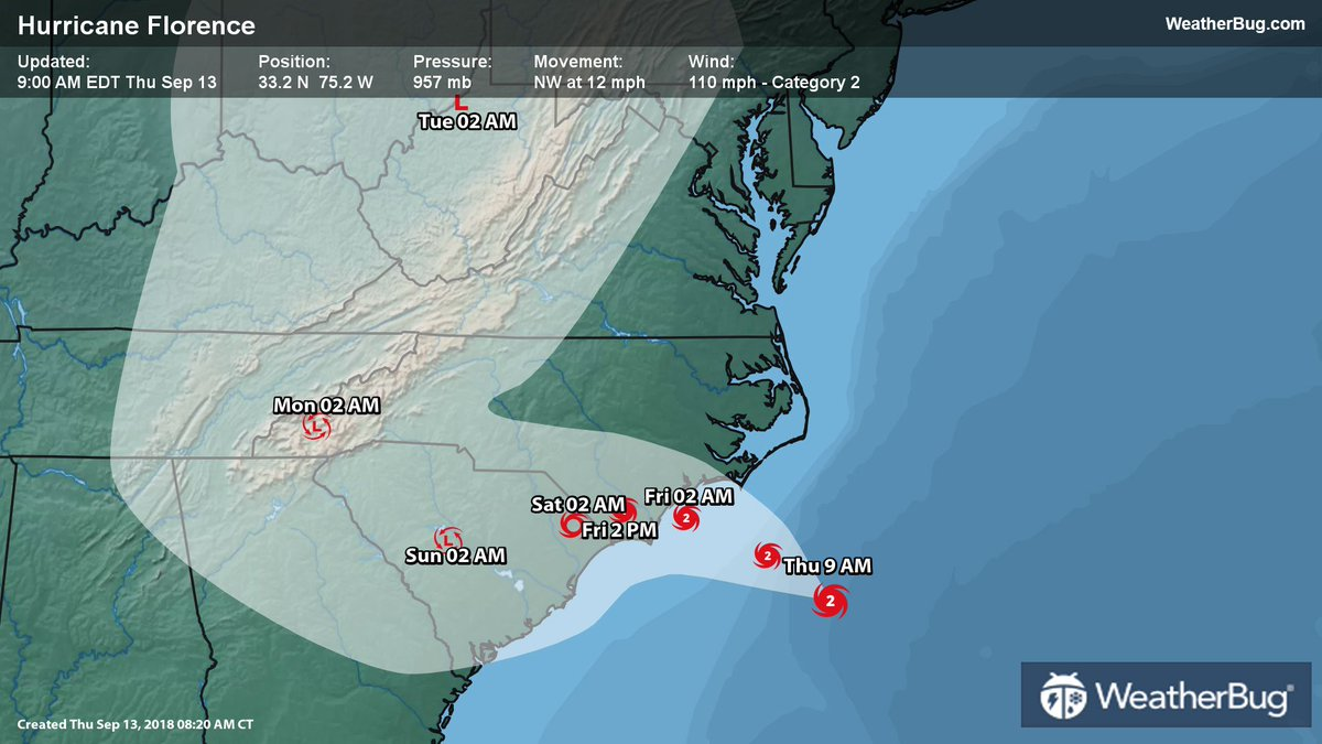 By Photo Congress || Outer Banks Weather Radar