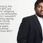 """Image for the Tweet beginning: Interesting article about """"The Bitcoin"""