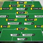 Dortmund Twitter Photo