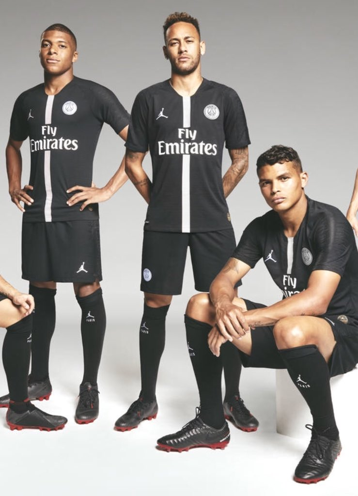 JUST IN  The Jordan Brand will appear on the soccer pitch on Sept. 18 as Paris  Saint-Germain wears its logo for the first time.pic.twitter.com jTgpQIVTsG 051eac2c8