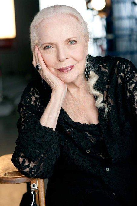 Happy birthday Barbara Bain.