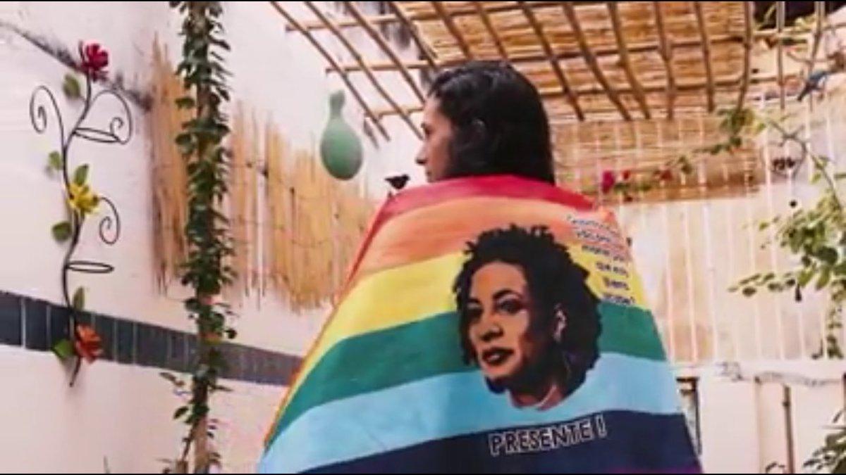 Lesbica. Nera. Politica. Sociologa. Attivista per i diritti delle #donne e #LGBT. Chi ha ucciso il 14 marzo 2018 #MarielleFranco e il suo autista, Anderson Gomes?#MarielleVive#MariellePresente  https:// www.amnesty.it/appelli/giustizia-per-marielle/ via @amnestyitalia  - Ukustom